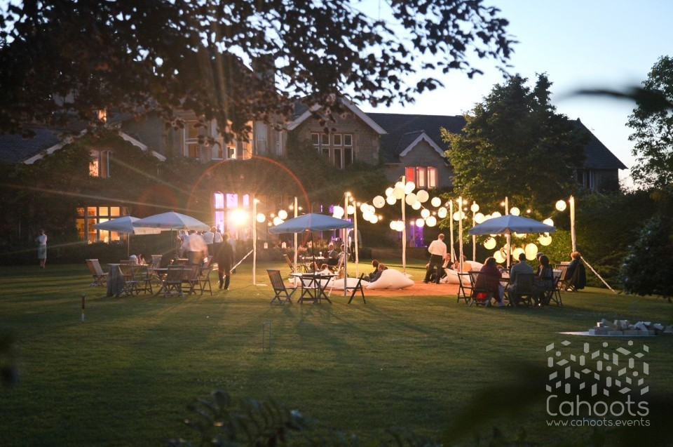 Hire outdoor lighting outdoor lighting cahoots services events lighting hire band professional outdoor architectural lighting hire aloadofball Image collections