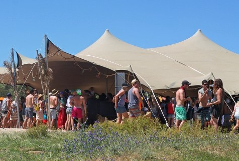 Festival Tents & Cahoots | Stretch Tents | Festival Tents for hire - stretch tents ...